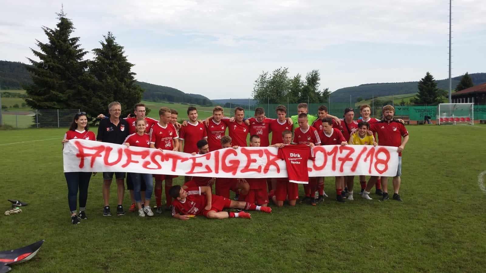 A-Junioren steigen in die Verbandsliga auf