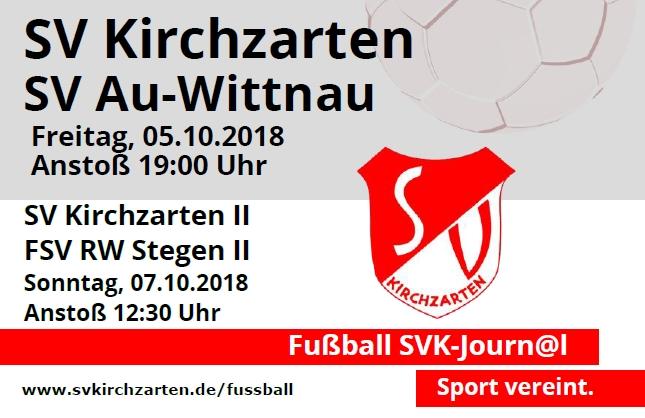 Fußball Heimspiele und Stadionheft KW40