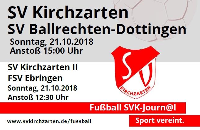 Fußball Heimspiele und Stadionheft KW42