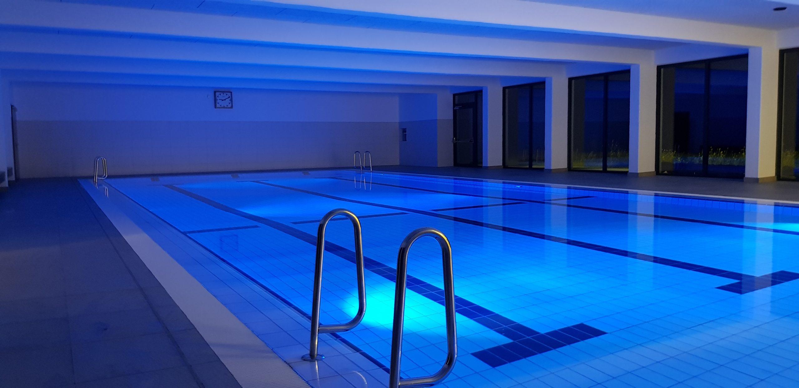 SVK-Schwimmtraining in den Hallenbädern gestartet