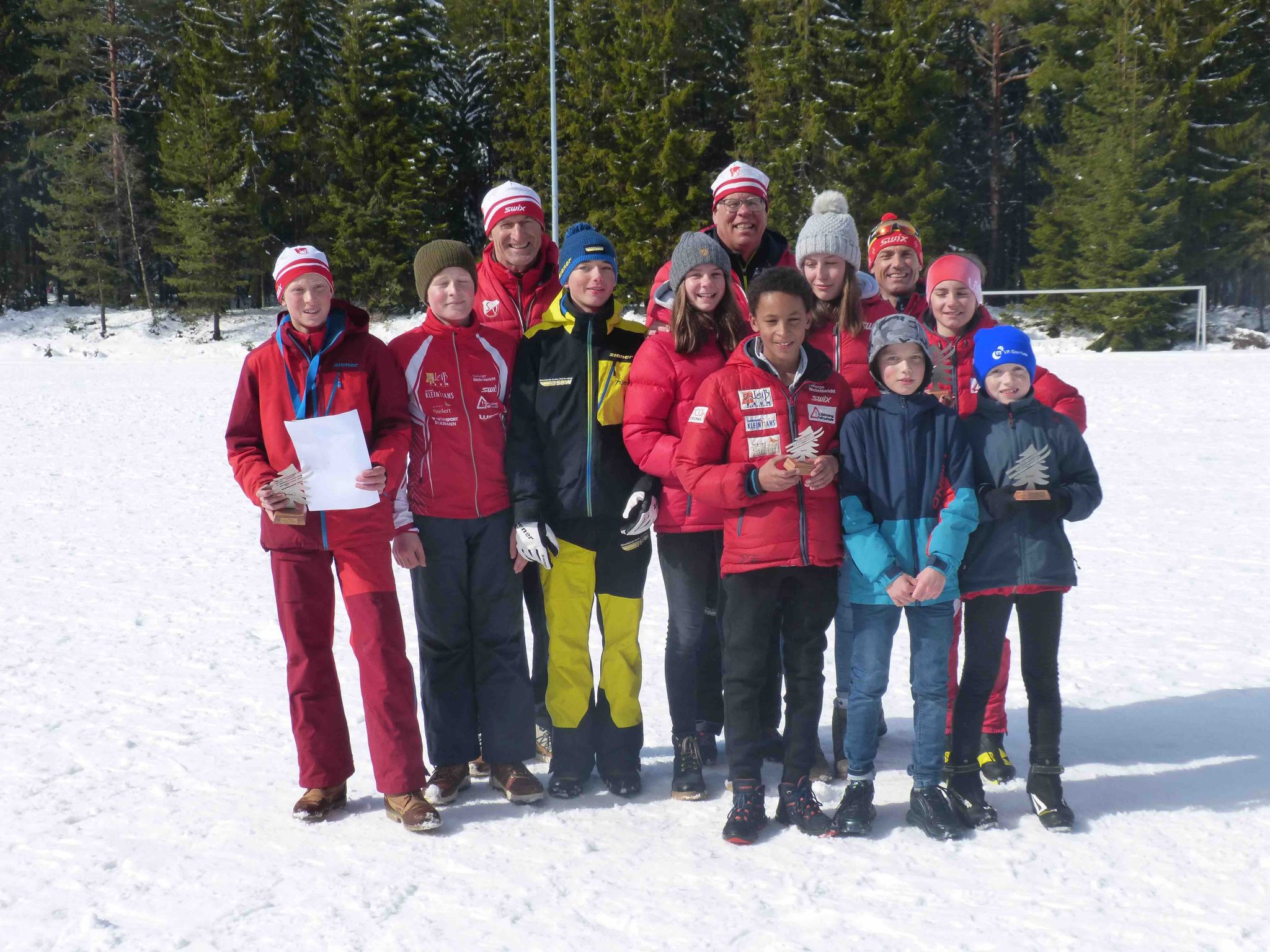 VR Talentiade Landesfinale in Seebach