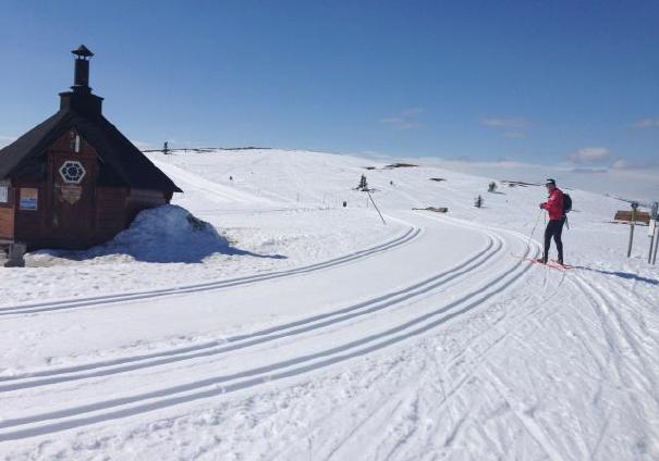 Langlaufwoche auf dem Golsfjell Norwegen