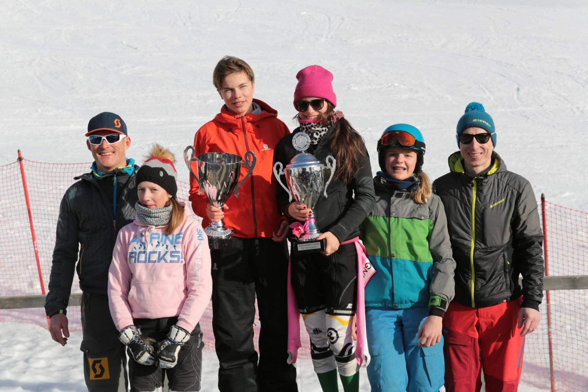 Vereinsmeisterschaften Ski Alpin