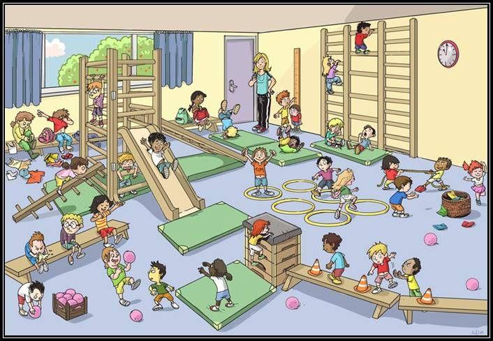 Kinderturnanmeldung freigeschalten