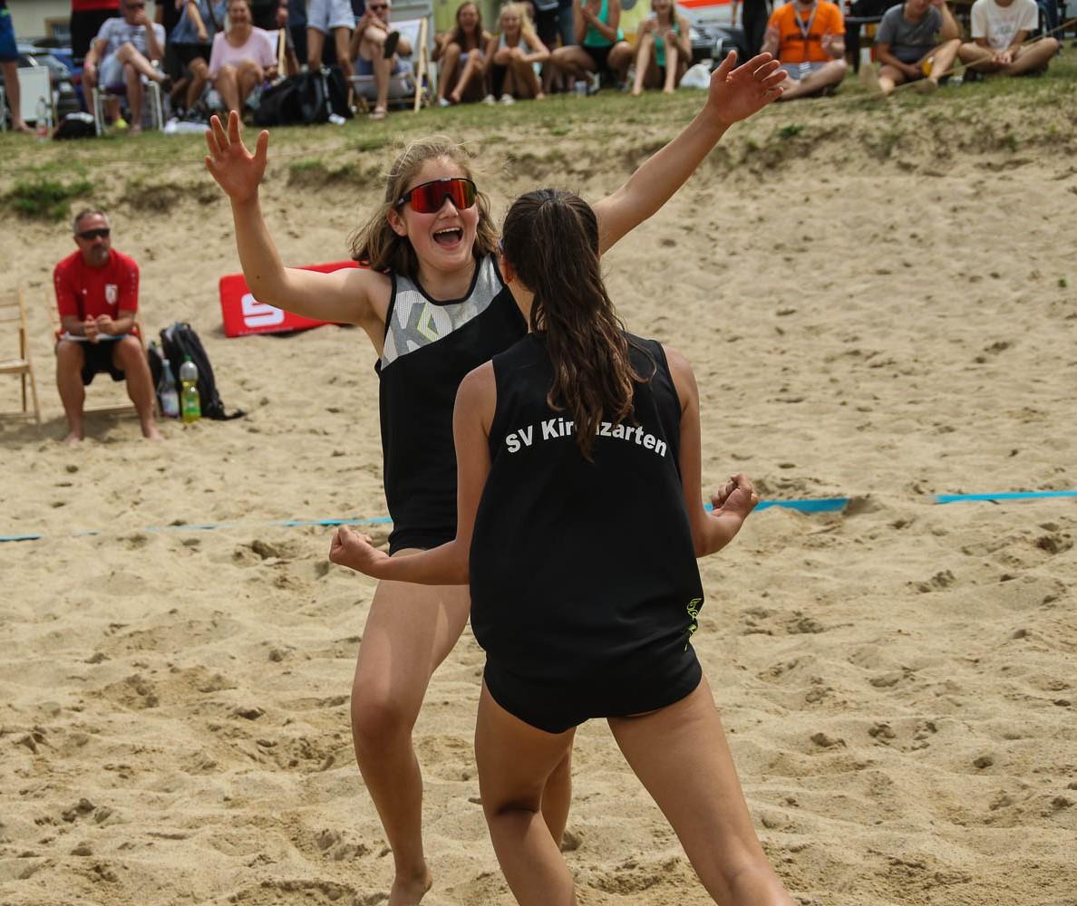 Deutsche Beachvolleyballmeister U16