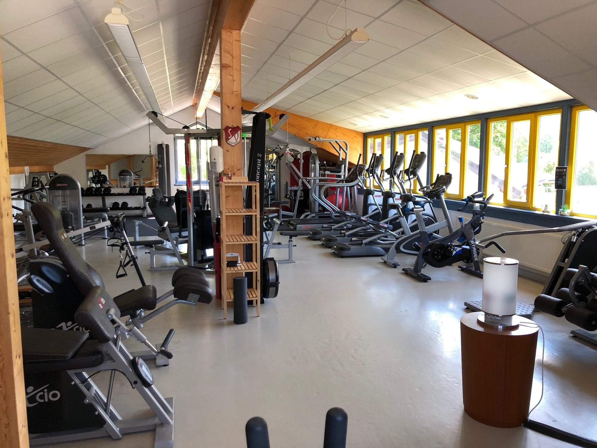 SVKfit öffnet + Indoor- / Hallensport wieder ab 2. Juni möglich